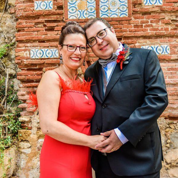Helen & Tito / Boda a todo tren!